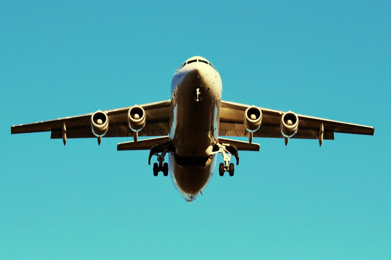 Beautiful stock photos of plane, Aeroplane, Aircraft, Airplane, Airways
