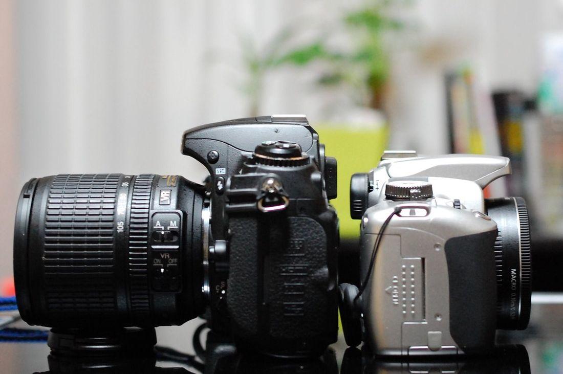 D300 Digitalx Old Camera Nikon Canon Treasure Pancakelens Camera