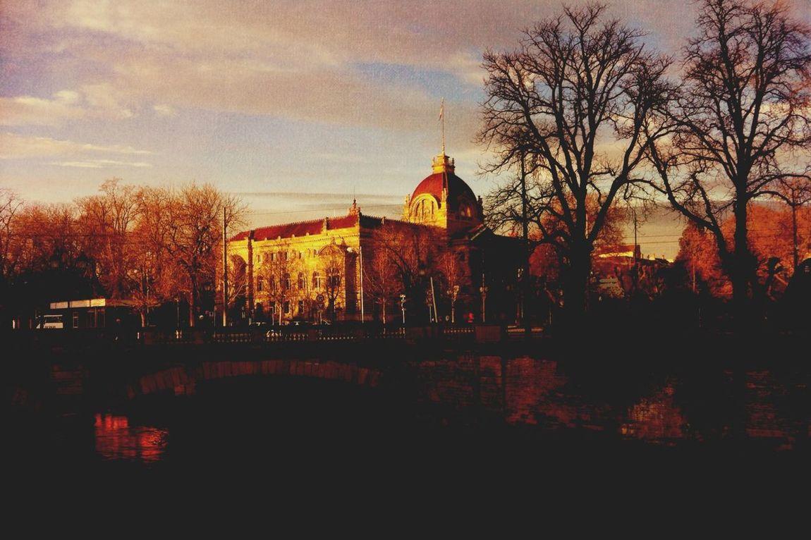 Cityscape Colorphoto Photoediting Twilight