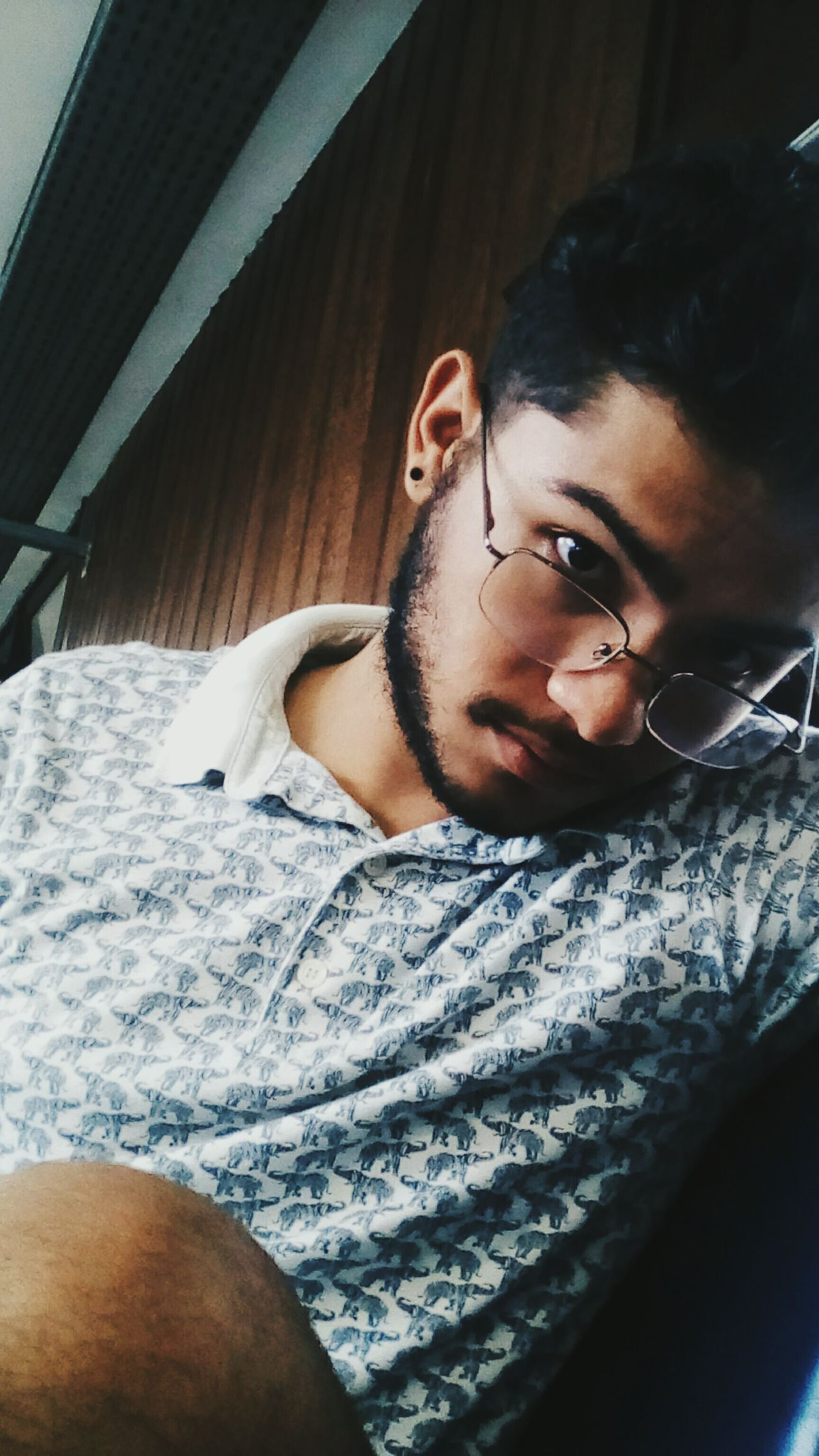 One Person Front View Photography Looking At Camera Ufpa Brazil Hanging Out Vscocam Bae❤️