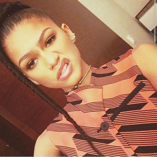 She the realest... Zendaya ZSwagger 😍😍😍😘😘