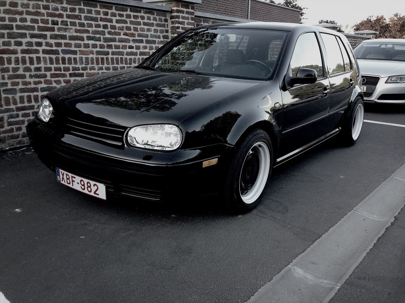 VW Golf Mk IV