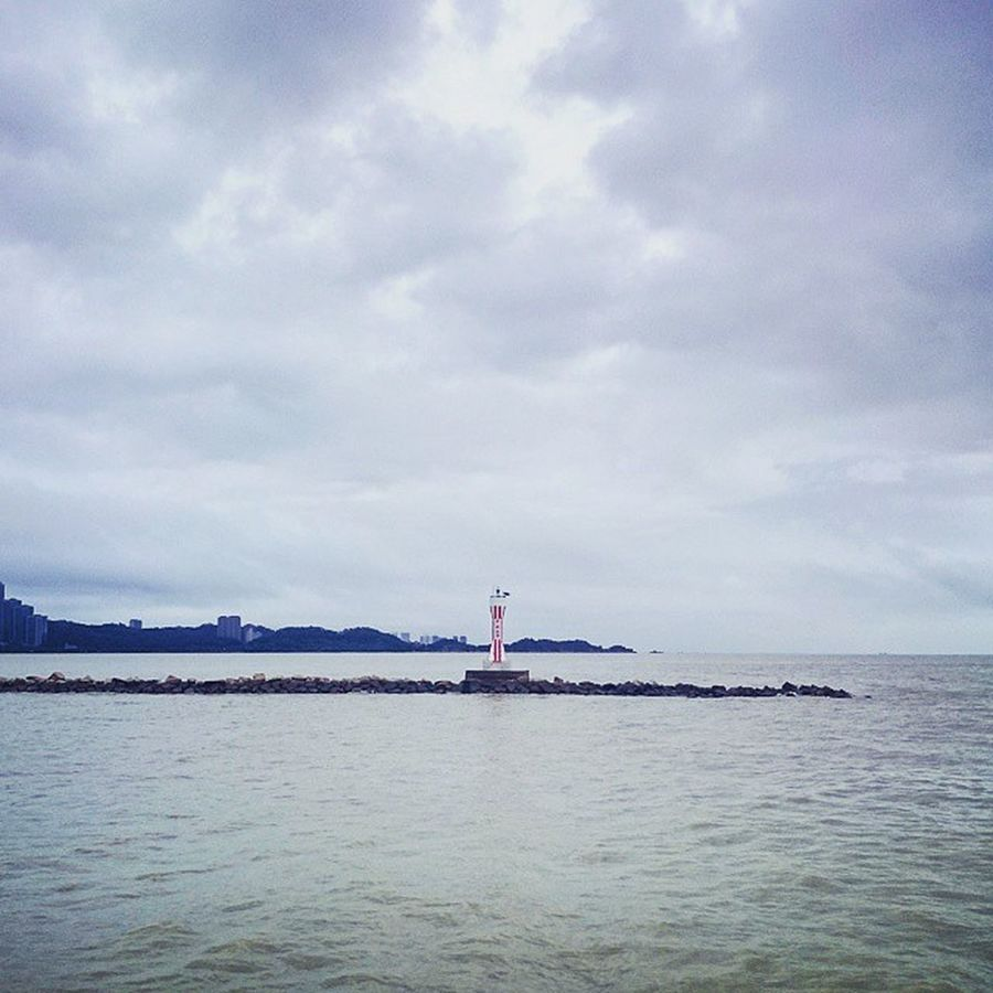 燈塔. Sea Sky Lighthouse Pharos beacon