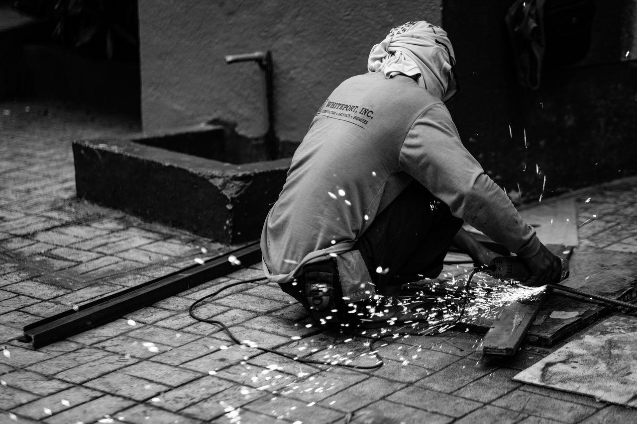 Streetphotography Streetphoto_bw Street Blackandwhite Manila People Portrait Life Monochrome Fujifilm Fujifilm_xseries First Eyeem Photo The Street Photographer - 2017 EyeEm Awards Live For The Story