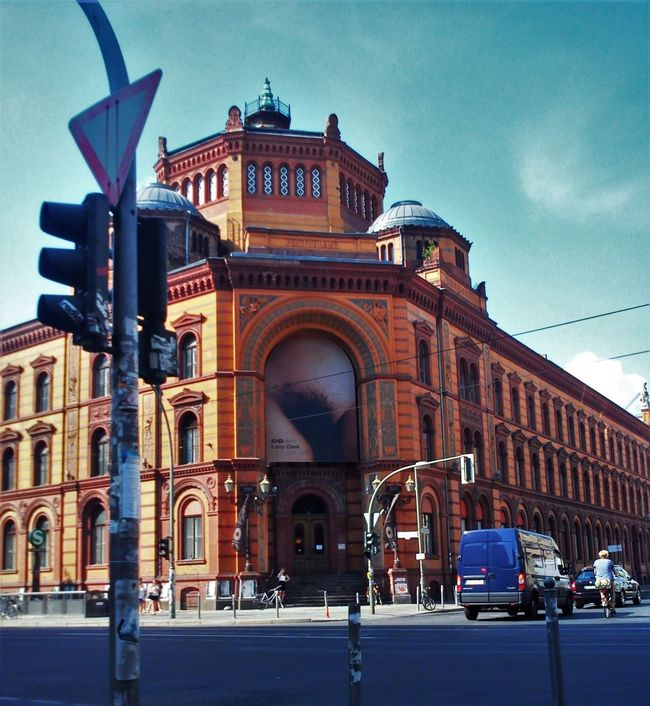 Arch Architecture Berlin Berlin Roots Building Building Exterior Built Structure Capital Cities  Church City Culture Façade Famous Place Historic History International Landmark My Fuckin Berlin Place Of Worship Pussycat Religion Showcase: February
