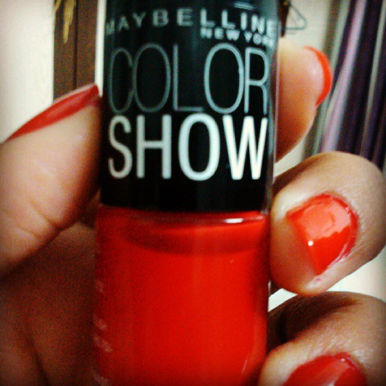 Maybelline Newyork Colourshow New fun painting nails :-P