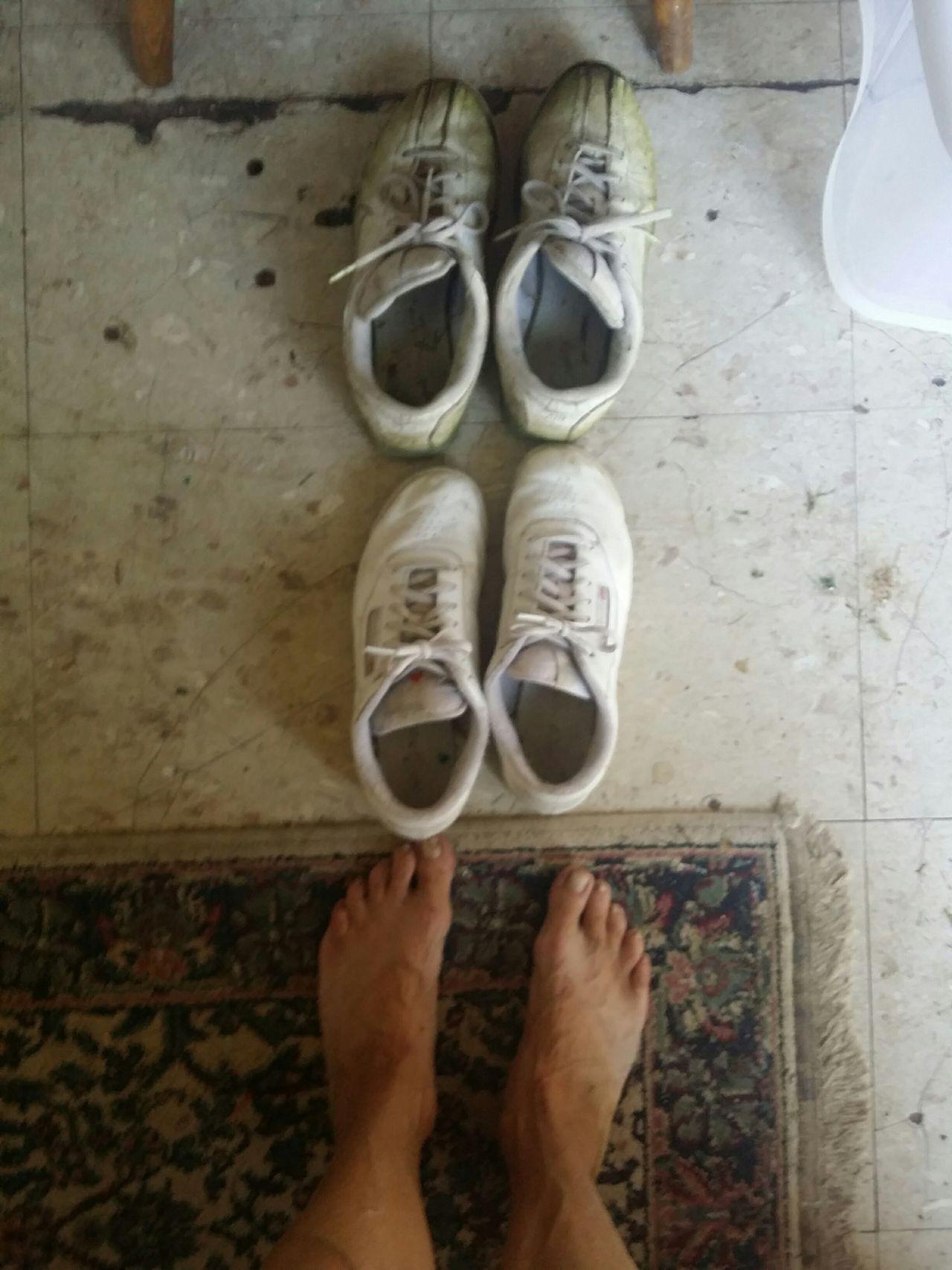 That's Me Enjoying Life Barefoot Striking Fashion