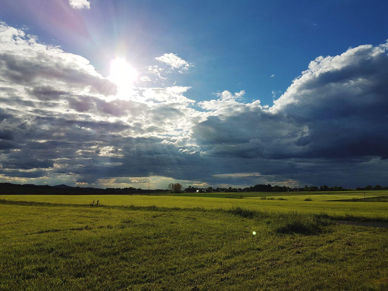 Nature Cloud - Sky Day Sky Elles S7 Edge