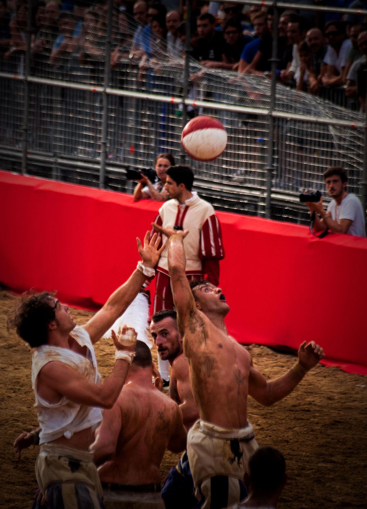 CalcioStorico Fiorentino Tradizione Appartenenza Viva Fiorenza Firenze Sport Men Nofear