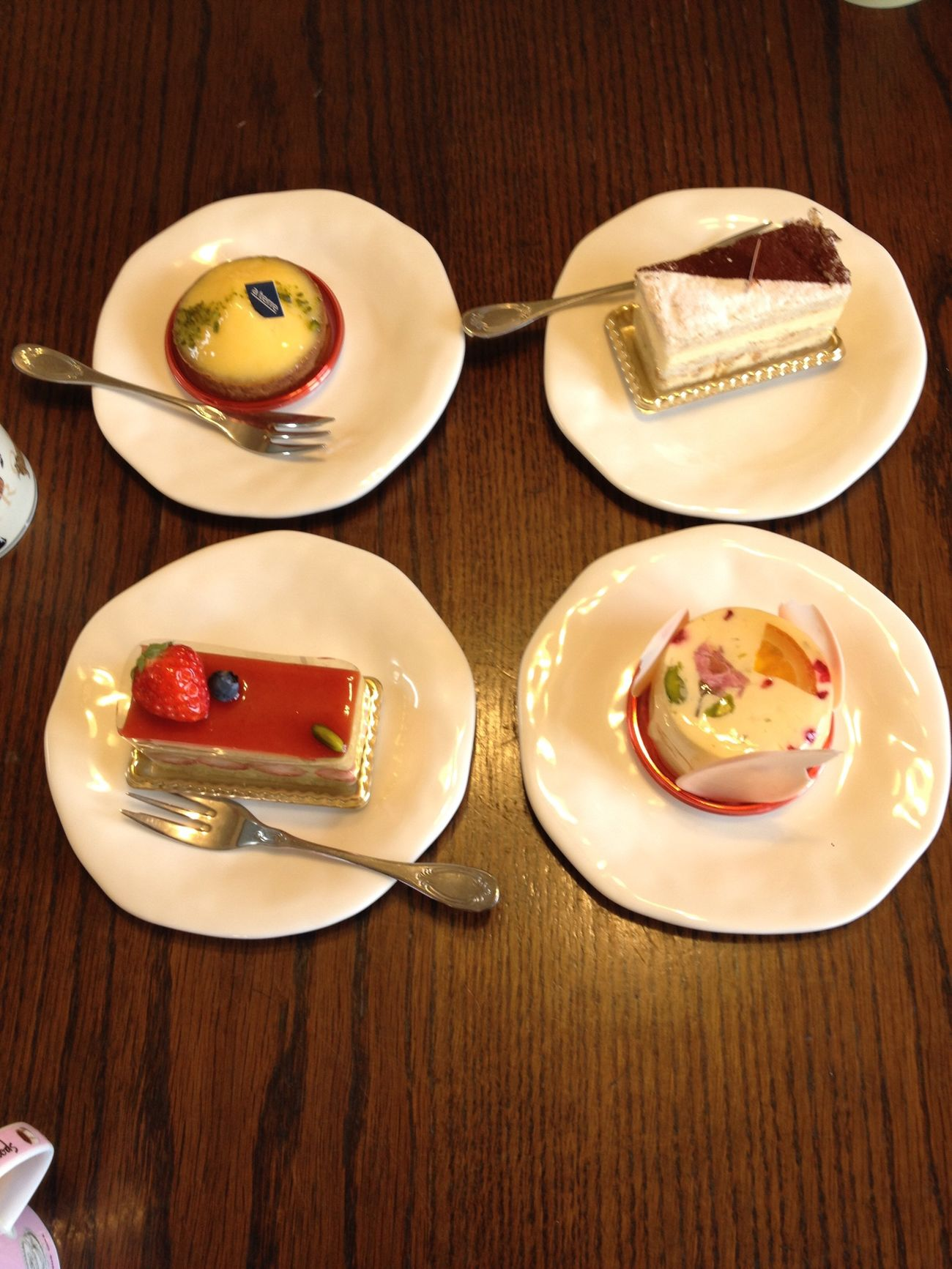 Japan Dessert Yummy Food Cake Love Enjoying Life Good Times With Family