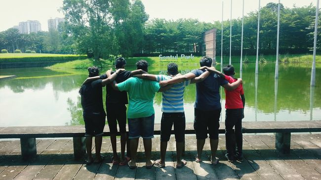 band of brothers! Enjoying The Sun Picnic Iseeilikeisnap Thelittlethings