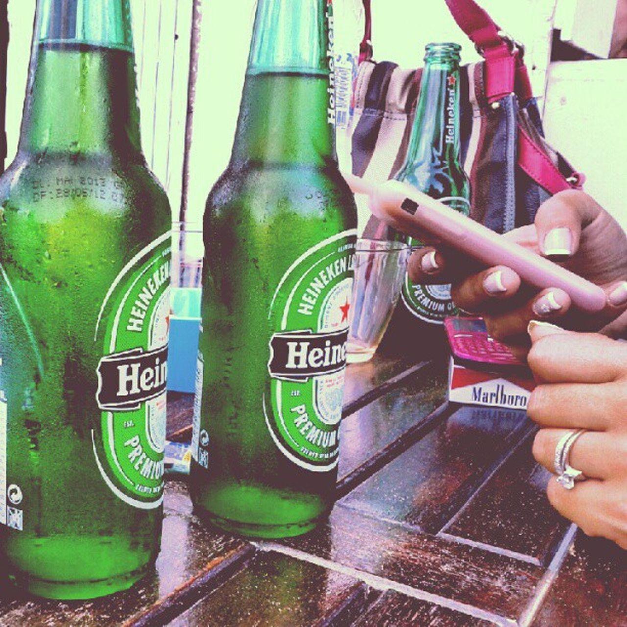 Bahja Beach Beer Blanko heinneken fun sumner