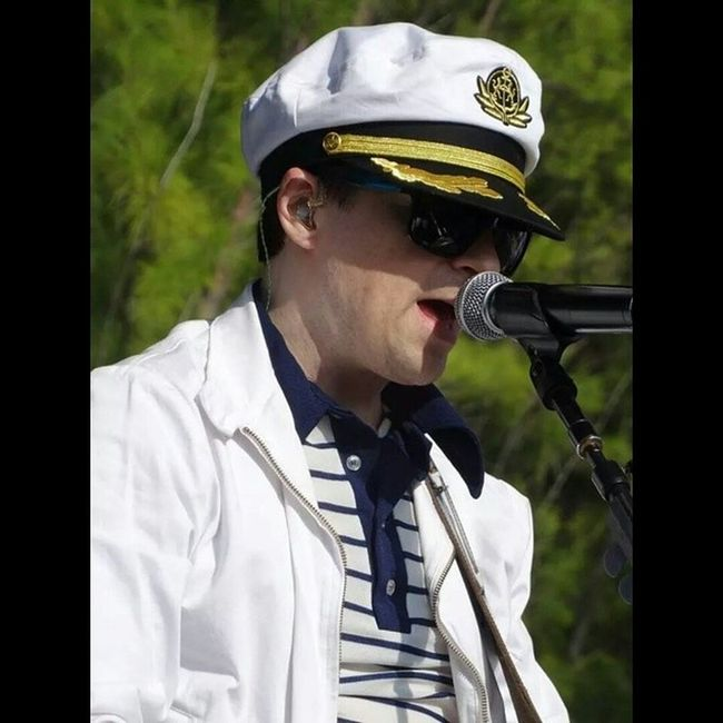 WEEZER Rivers Riverscuomo Cuomo Weezercruise Sony Sonyhx50 HX50 Gig Music Monikasmithphotography Live