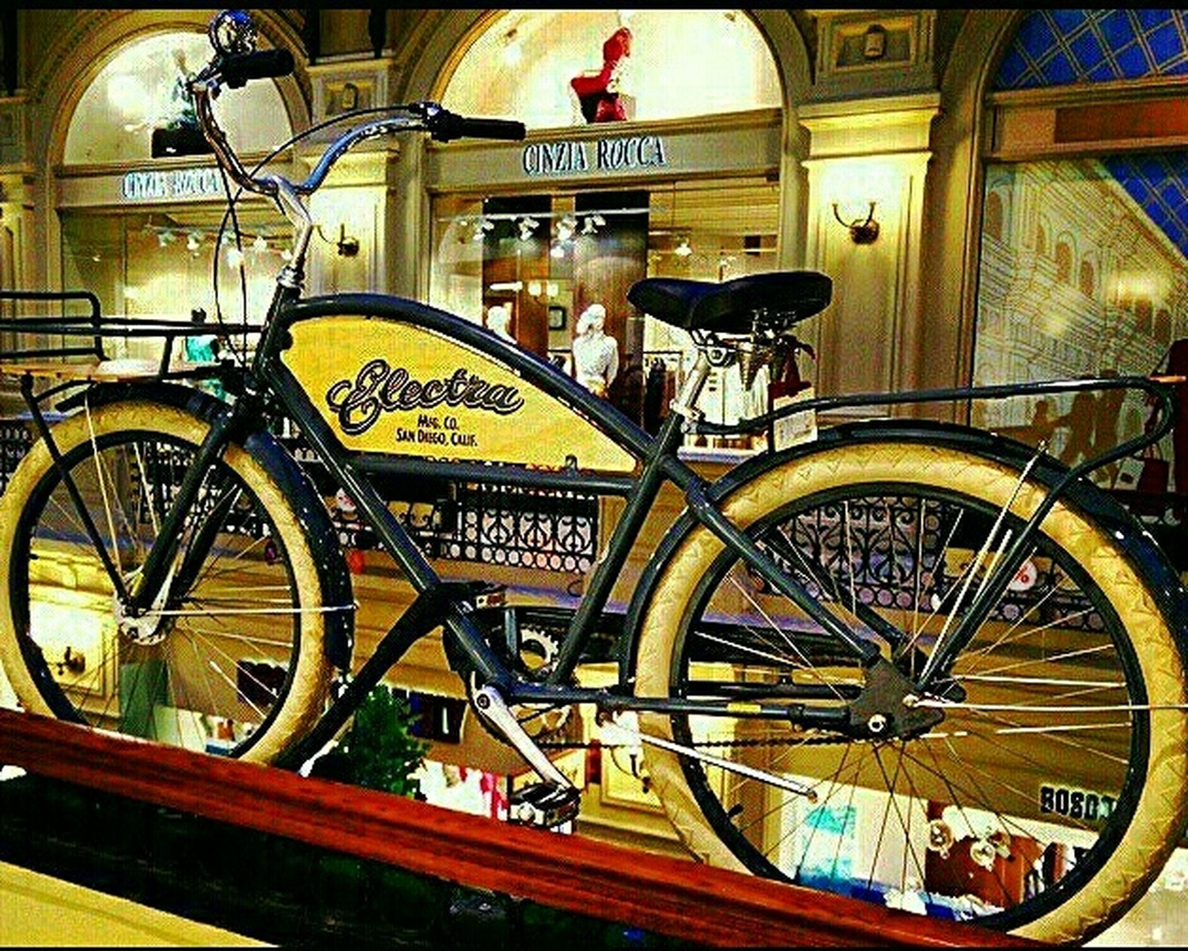 ГУМ Электра велосипед Bycicle Taking Photos Electra Popular EyeEm Gallery Eye4photograghy Streetphotography