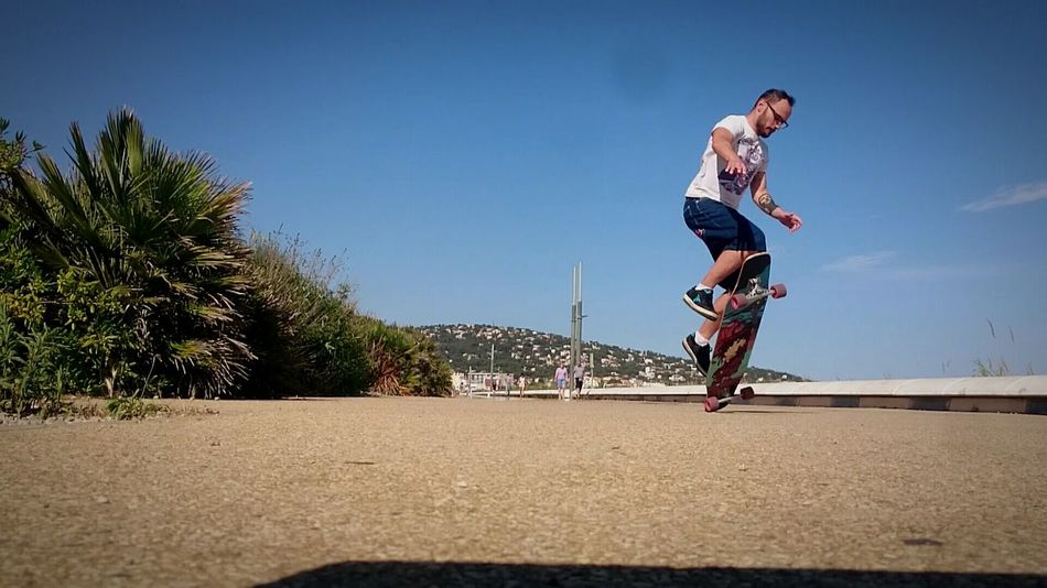 Longboarding Longboard Longboarder Longboarddancing Sunny Day That's Me SETE
