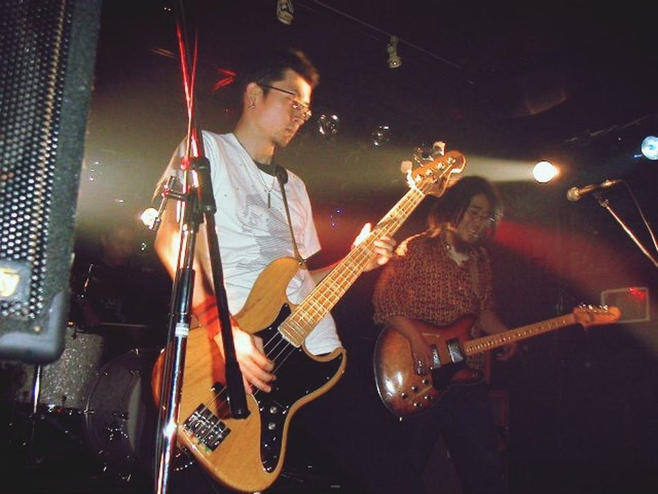 2004/05/03 Blanquilizer Vol.8 at Sonset Strip in Nagoya What Does Music Look Like To You? Rock'n'Roll Live Music It's My Memories