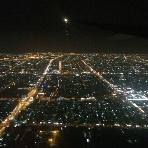 This jeddah from the sky Ooh awesome 😍❤️