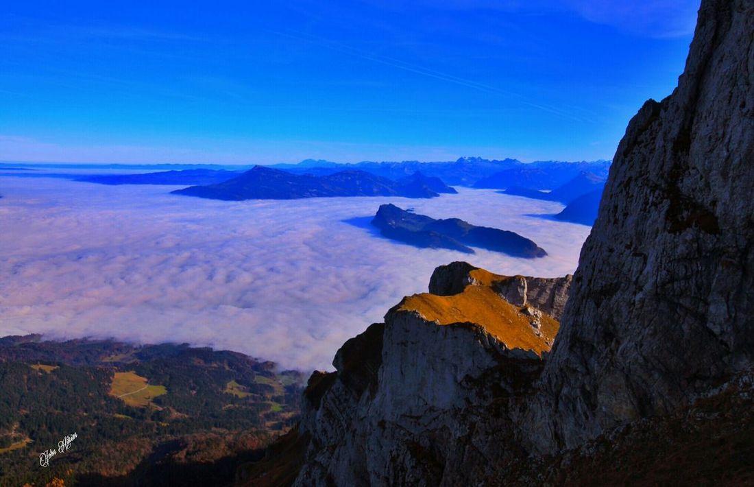 Mt.pilatus Switzerland Clouds And Sky Landscape_photography Traveling Nature Landscape
