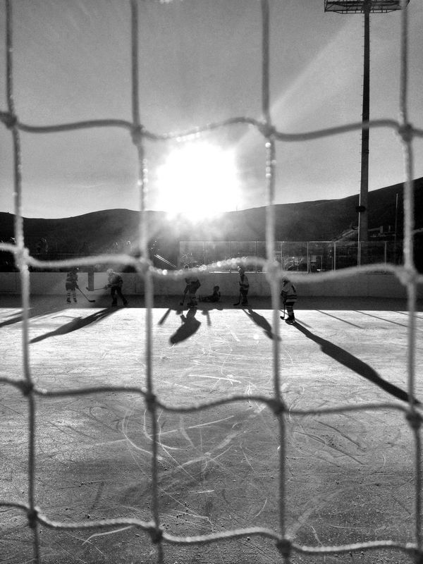Hockey AMPt_community Blackandwhite Photography Monochrome EyeEm Best Shots - Black + White Getting Inspired IPhoneography Eyemphotography On The Road Walking Around France