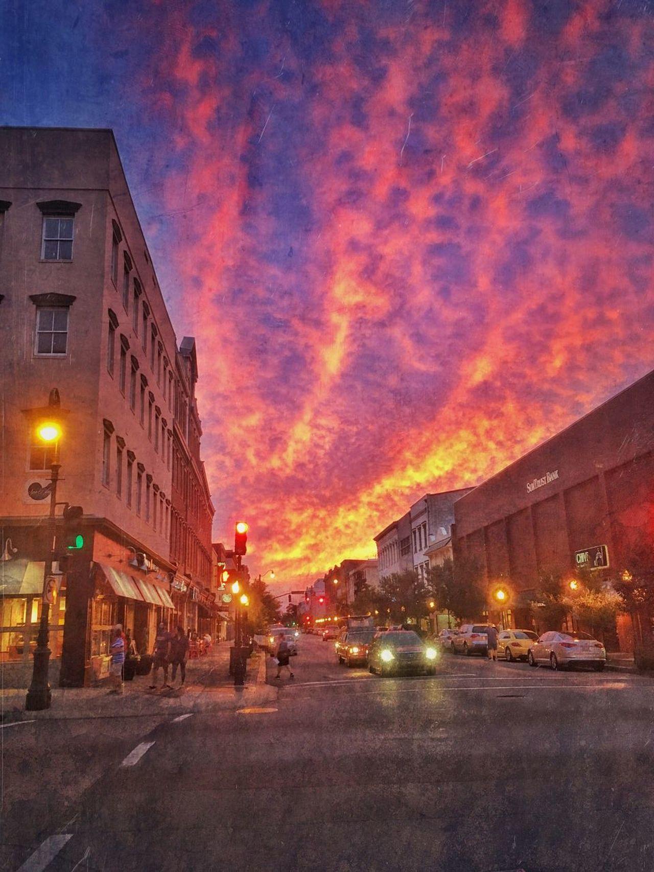 Savannah Nightlife