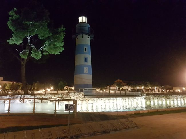 Spain ✈️🇪🇸 Spain ♥ 2016 Sunsets Cambrils Park Cambrils Spain Catalunya Lighthouse Hoilday Picture