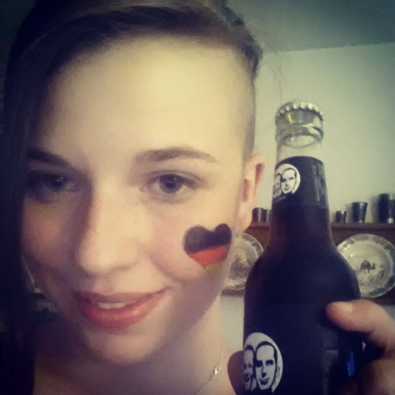 Deutschland, auf geht's! AneurerSeite Germany Fritz-kola