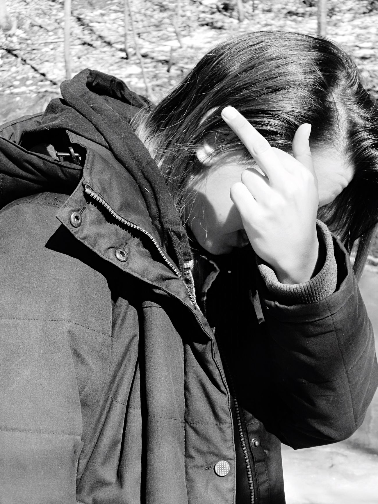🖕🏻 Love Lesbian Photography Picoftheday Picture Life Gansta Style Girlfriend FuckYou Blackandwhite Blackandwhite Photography