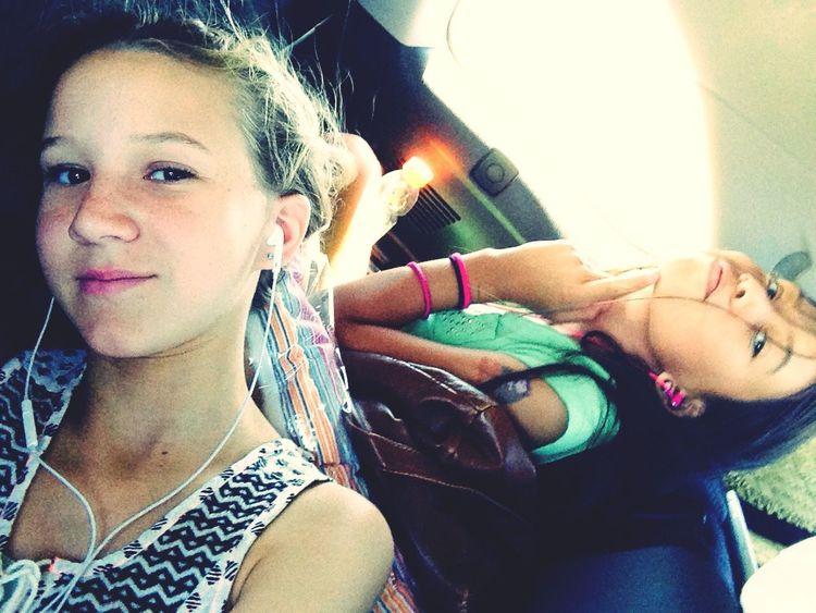 Ahh family road trips... Las Vegas Stuck In A Hot Car So Bored