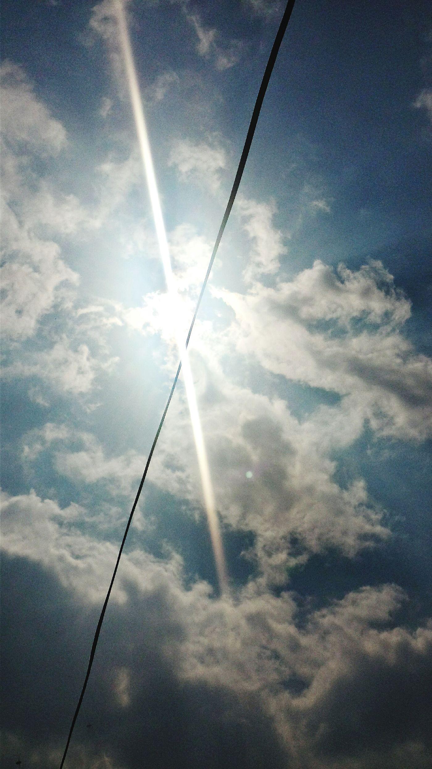Sun Clouds Hydroline