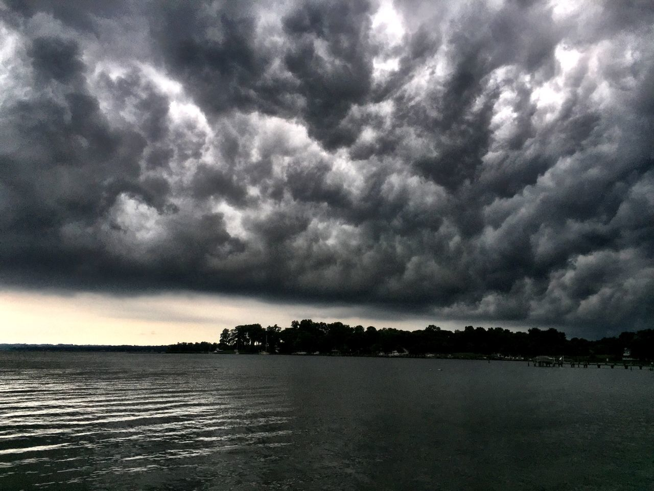 Incredible amazing school Annapolis Dramatic Sky Gibson Island Storm Storm Clouds Tranquility Water Waterfront