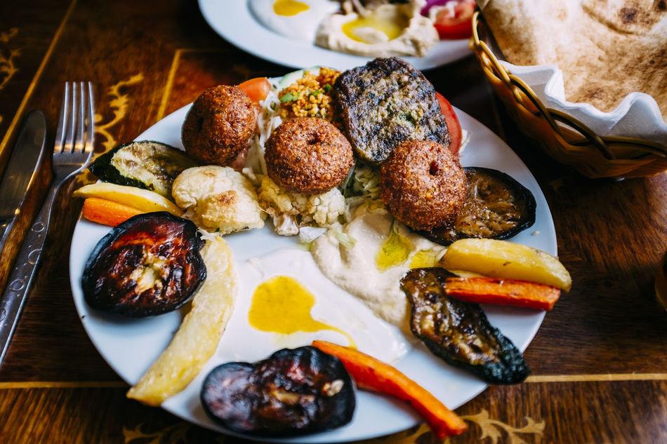 Beautiful stock photos of vegetables, Basket, Berlin, Falafel, Food