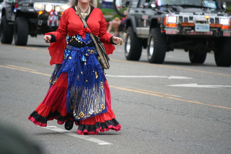 4th Of July 2016 4th Of July Parade Belly Dance Belly Dancer Celebration Celebration Event Parade Red White And Blue Takeover Music Women Around The World