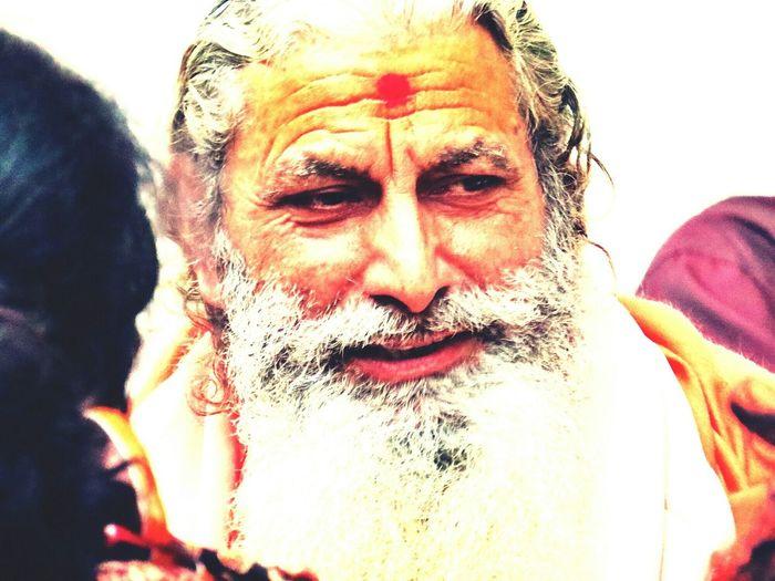 Incredible India Indian Saint saddhu live ,light