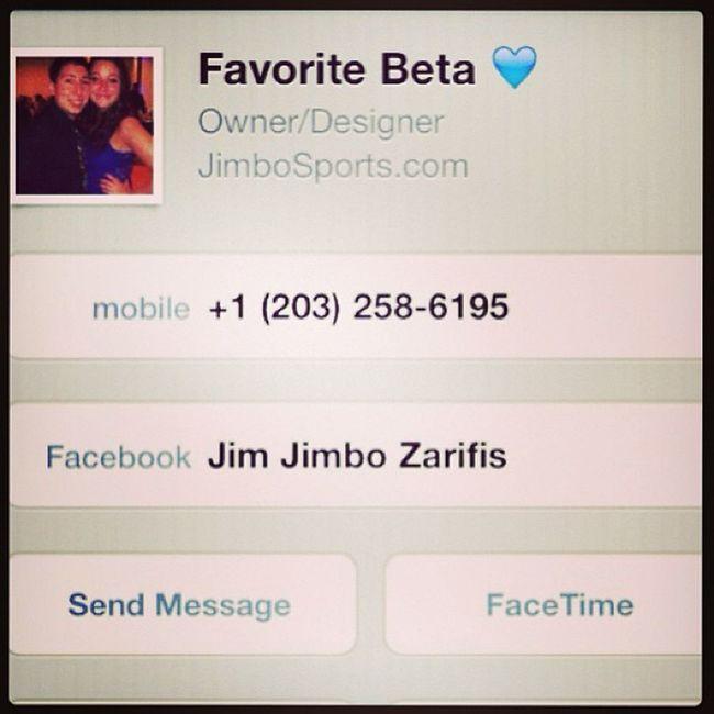 Contact info on @avgib phone Favoritebeta Fraternity