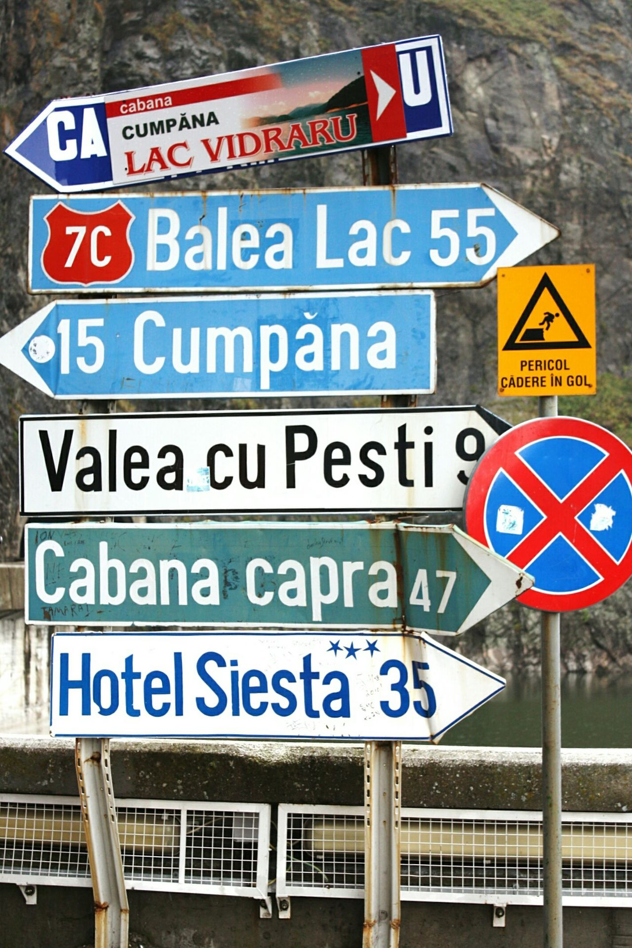 Were do you want to go today? Signs SignSignEverywhereASign Romania EyeEm Best Shots