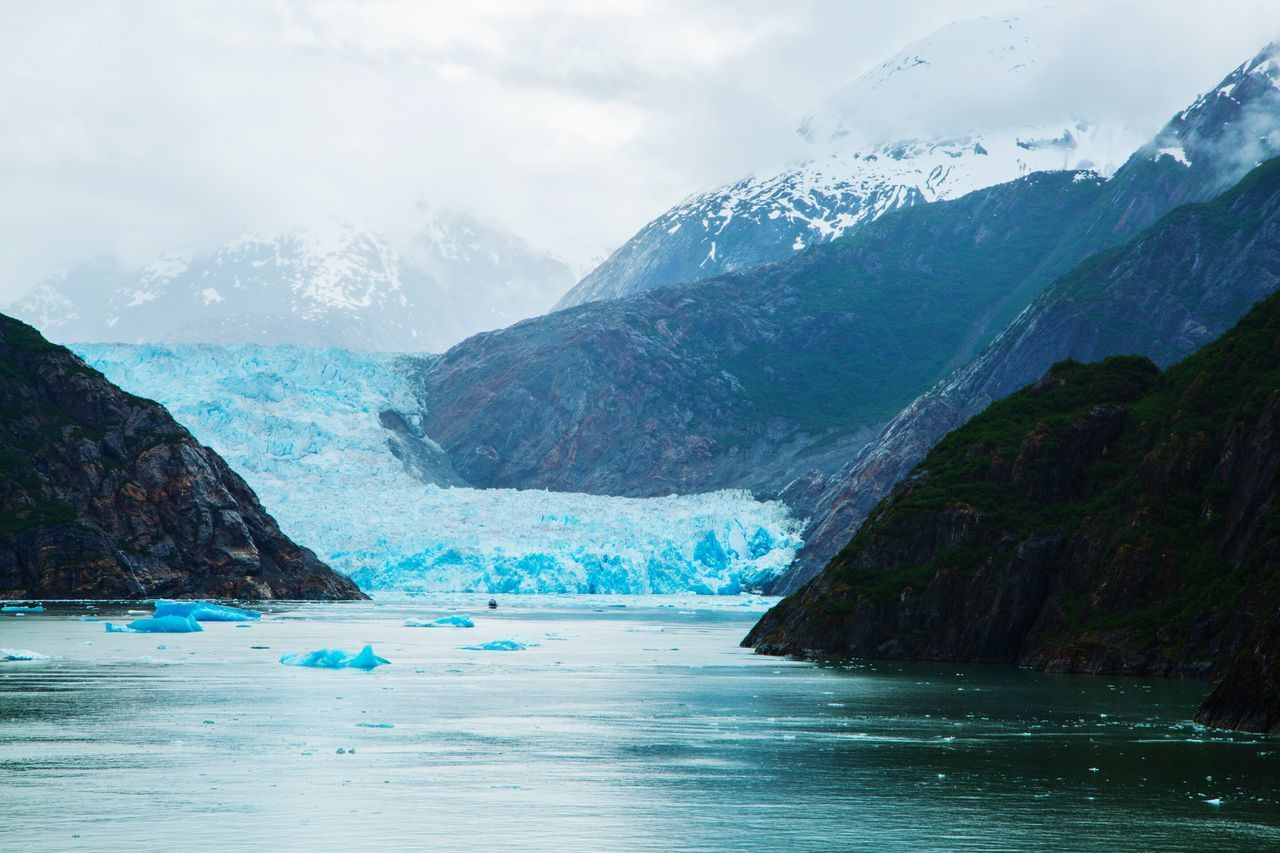 Beautiful stock photos of alaska, Beauty In Nature, Cold Temperature, Day, Extreme Terrain