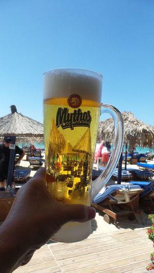 Greek Beer Beer International Beers Mug Of Beer