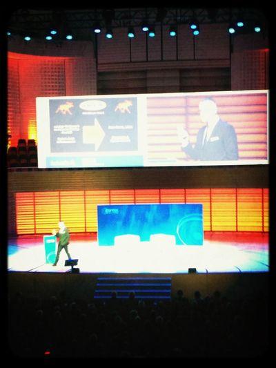 #ralphscheuss on stage #esprix13