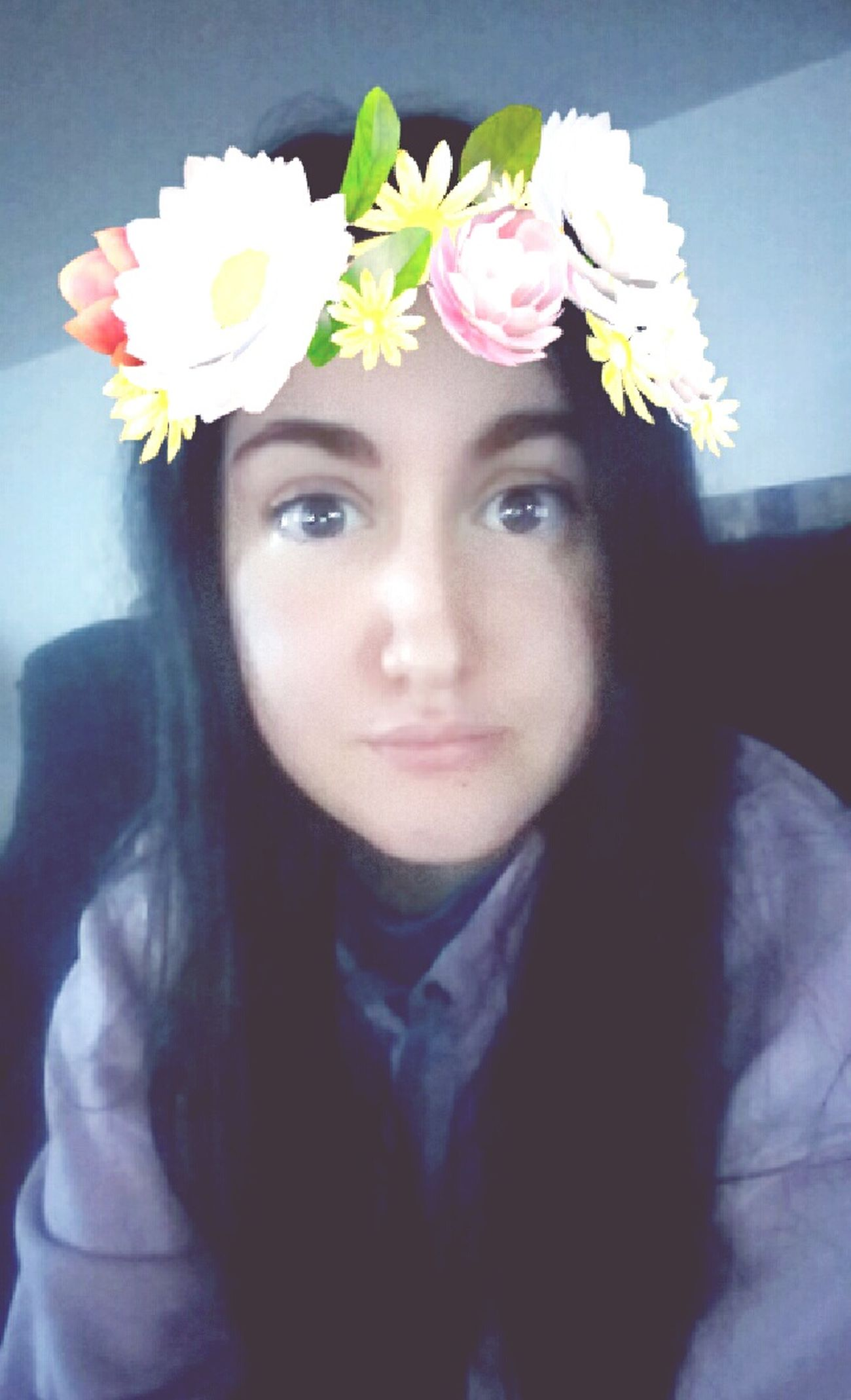 Do I look pretty without make-up? 😂 No Make-up No Makeup Model Modelgirl Snapchat Snapchat Selfies Hello World That's Me Relaxing Cozy At Home Without Makeup