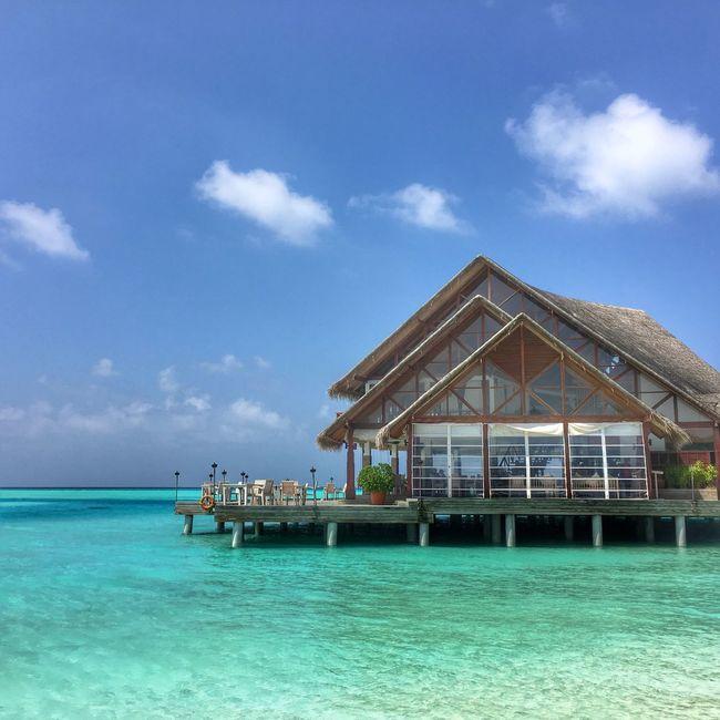 Hotel Maldives Beach Island Showcase: January