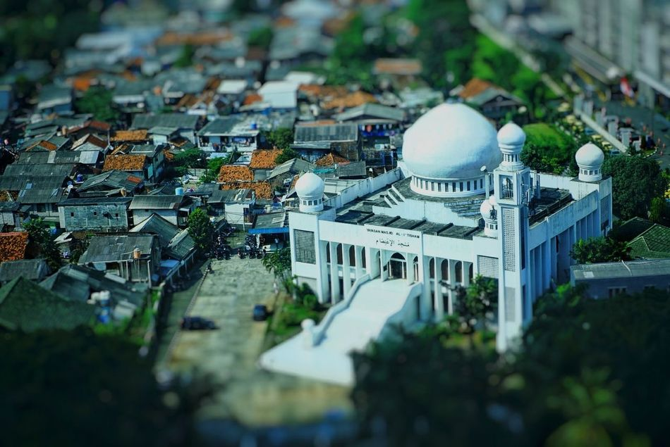 City White Color Cityscape Outdoors Day Religion Place Of Worship Architecture INDONESIA Building Exterior No People Travel Downtown Natgeo Sony A6000 Gettyimages Sony Somethingnew