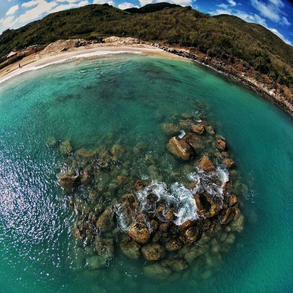 Carribean Droneflight // Dronephotography