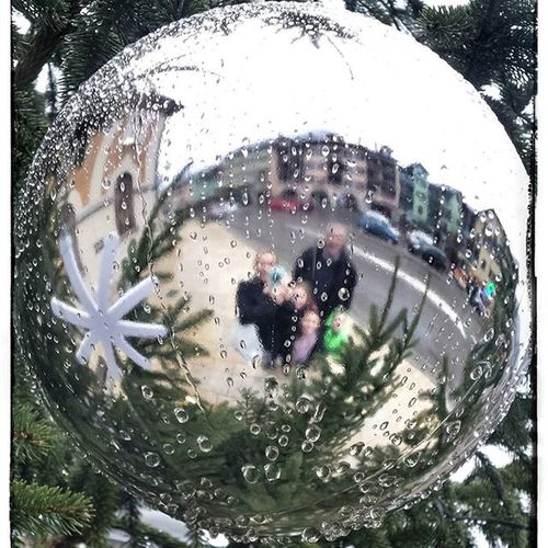 Family in a bauble! France Thones Alps Family Familytravel Family Adventures Feel The Journey