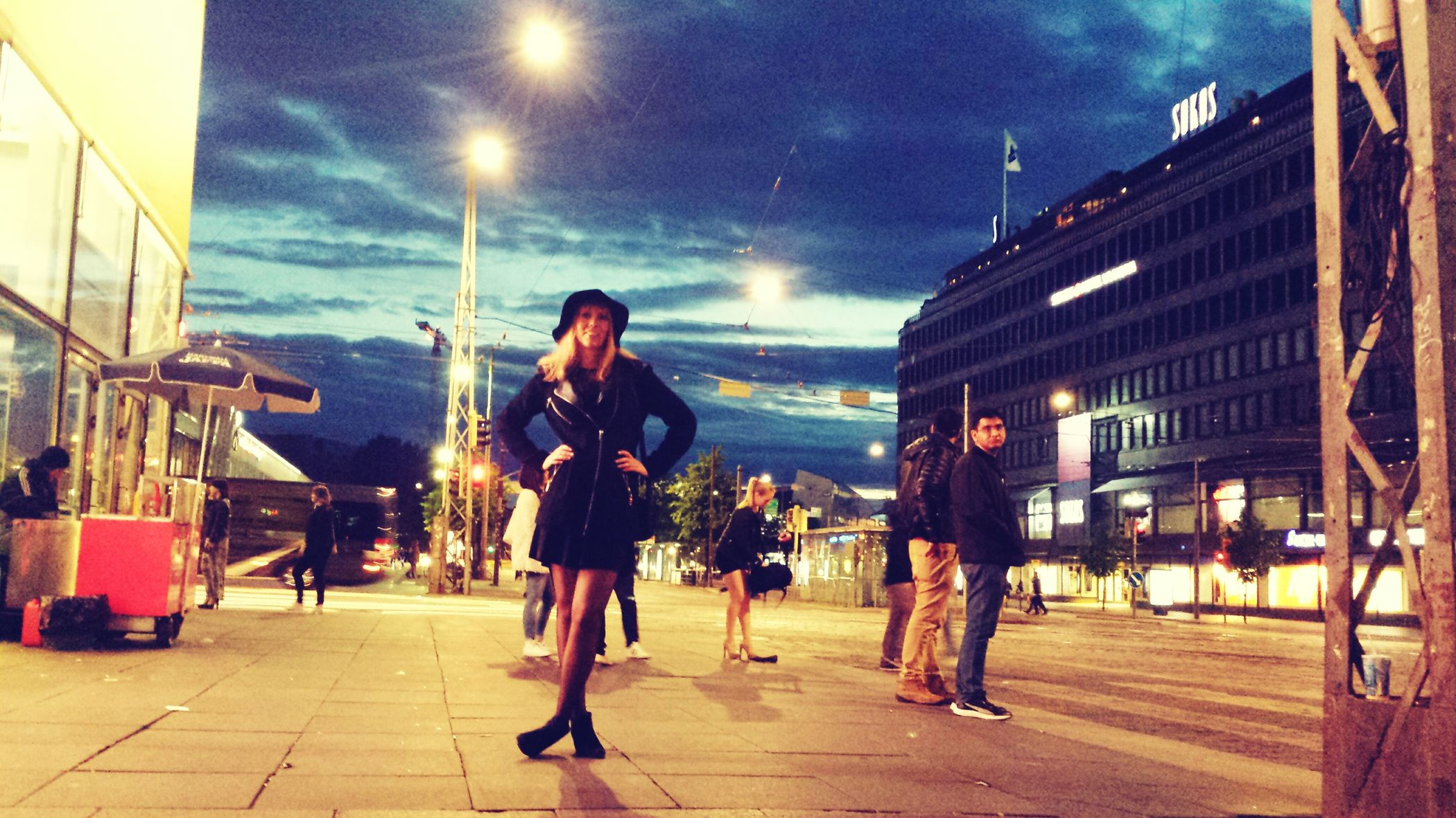 Helsinki Finland Holiday Midnight Sun Midsummer Urbanchic My Style Summer