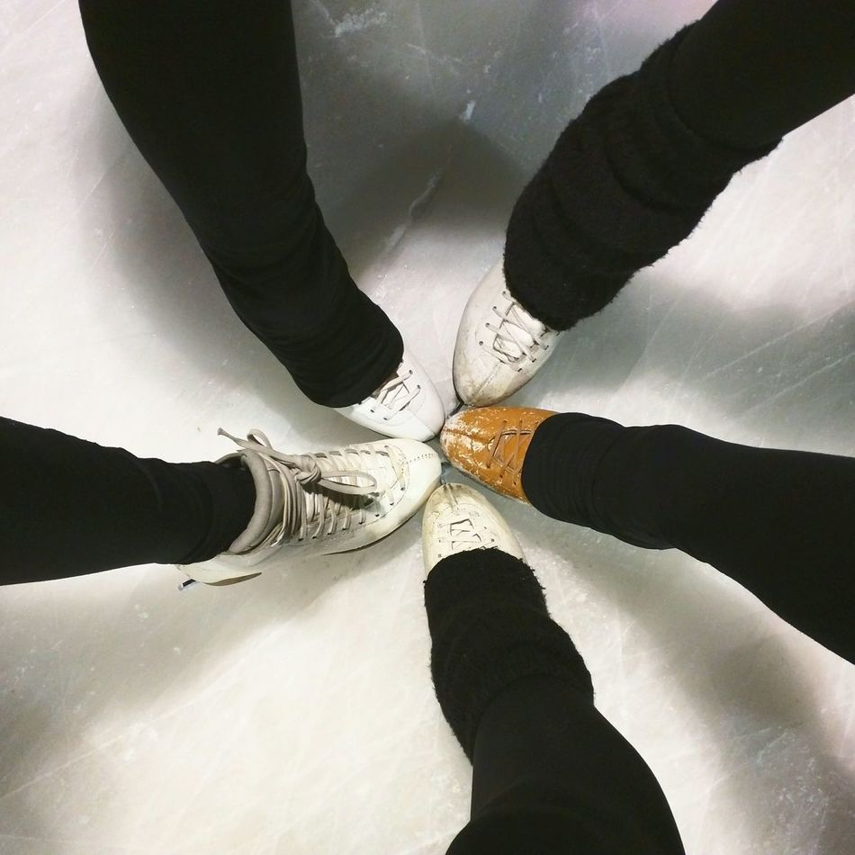 Love Figure Skating 😘 First Eyeem Photo