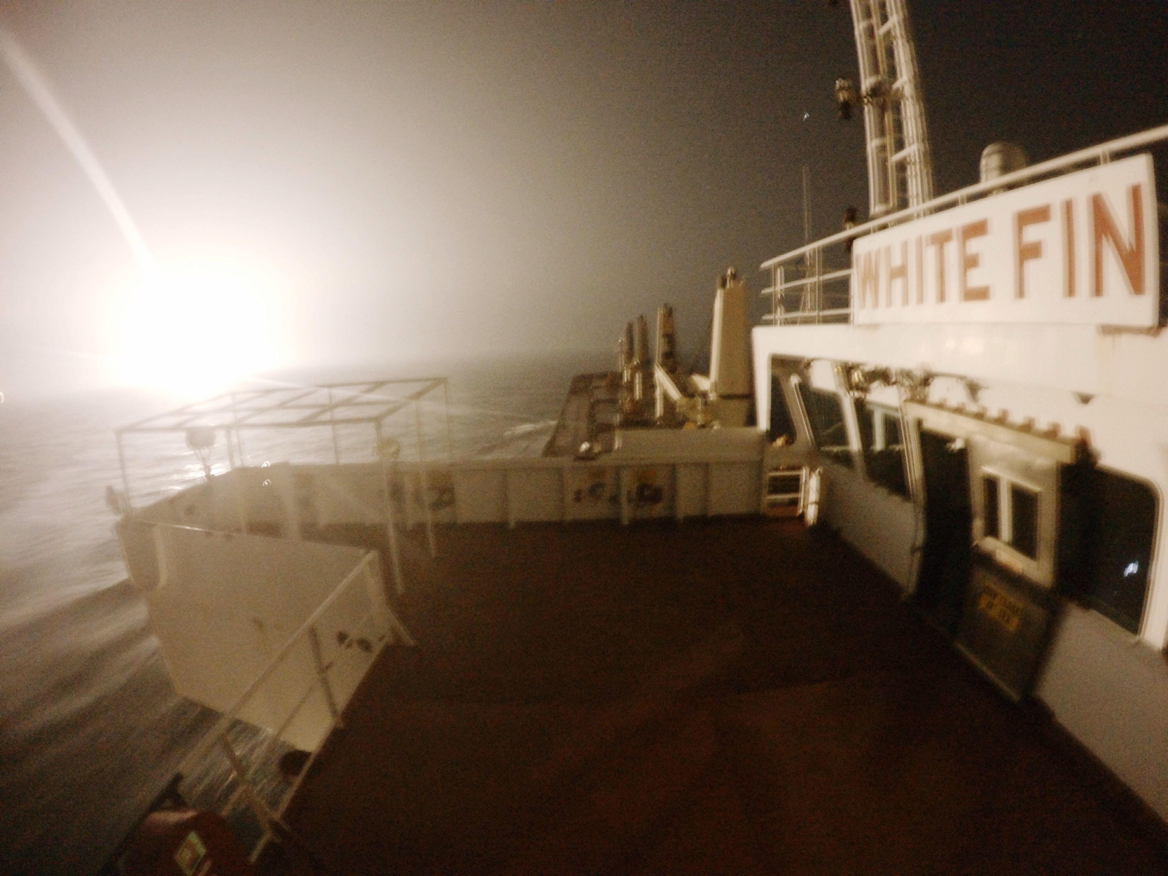 Güneş değil, gece avlanan Çin'li balıkçı. Chinesefishingboat Eastchinasea Fishing Boat Fishing Vessel First Eyeem Photo