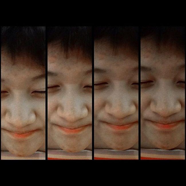 丑吗~like?? xDD