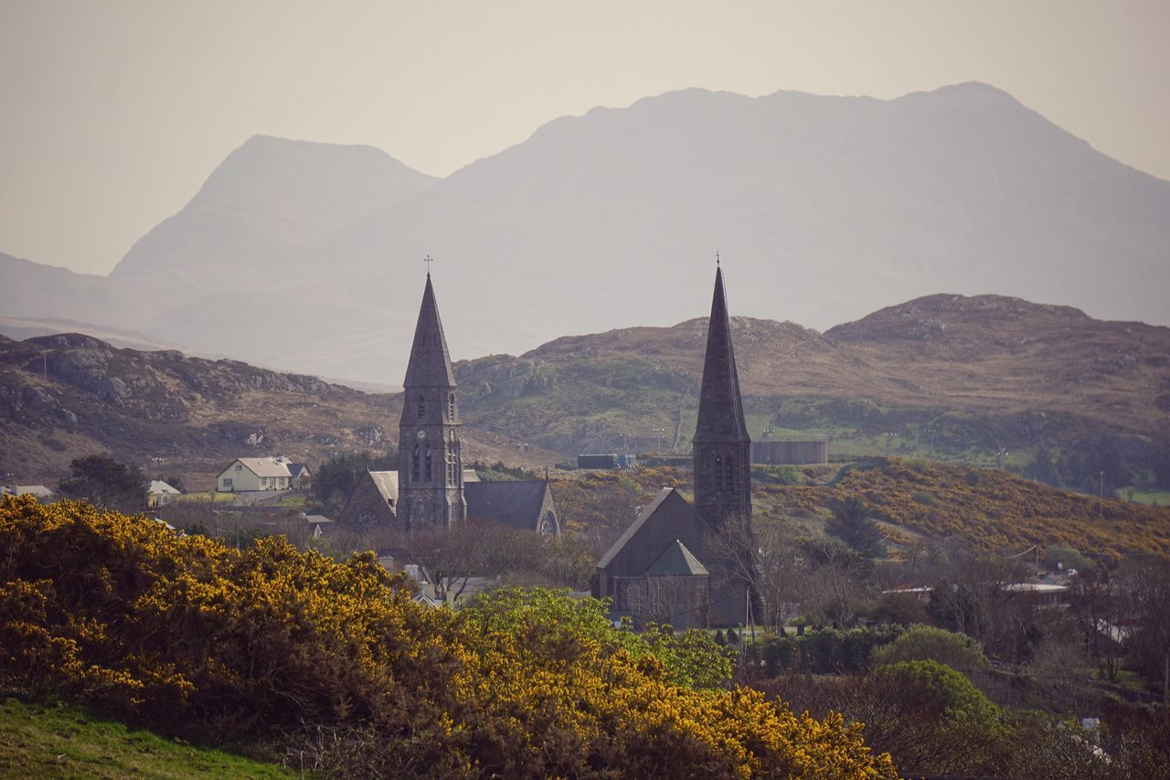 Beautiful stock photos of irland, Clifden, Connemara, Copy Space, Day