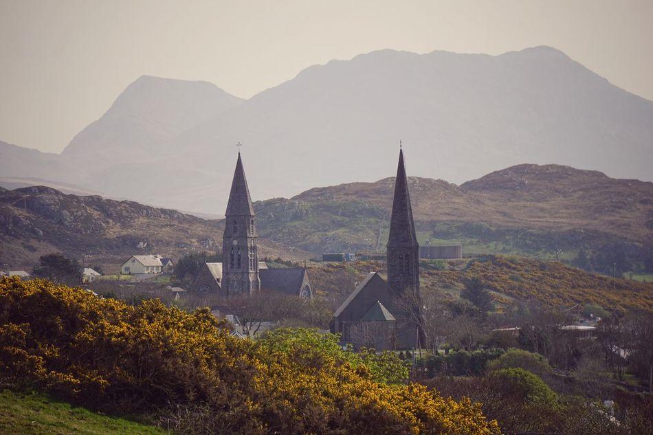 Beautiful stock photos of irland, Clifden, Connemara, Copy Space, Day