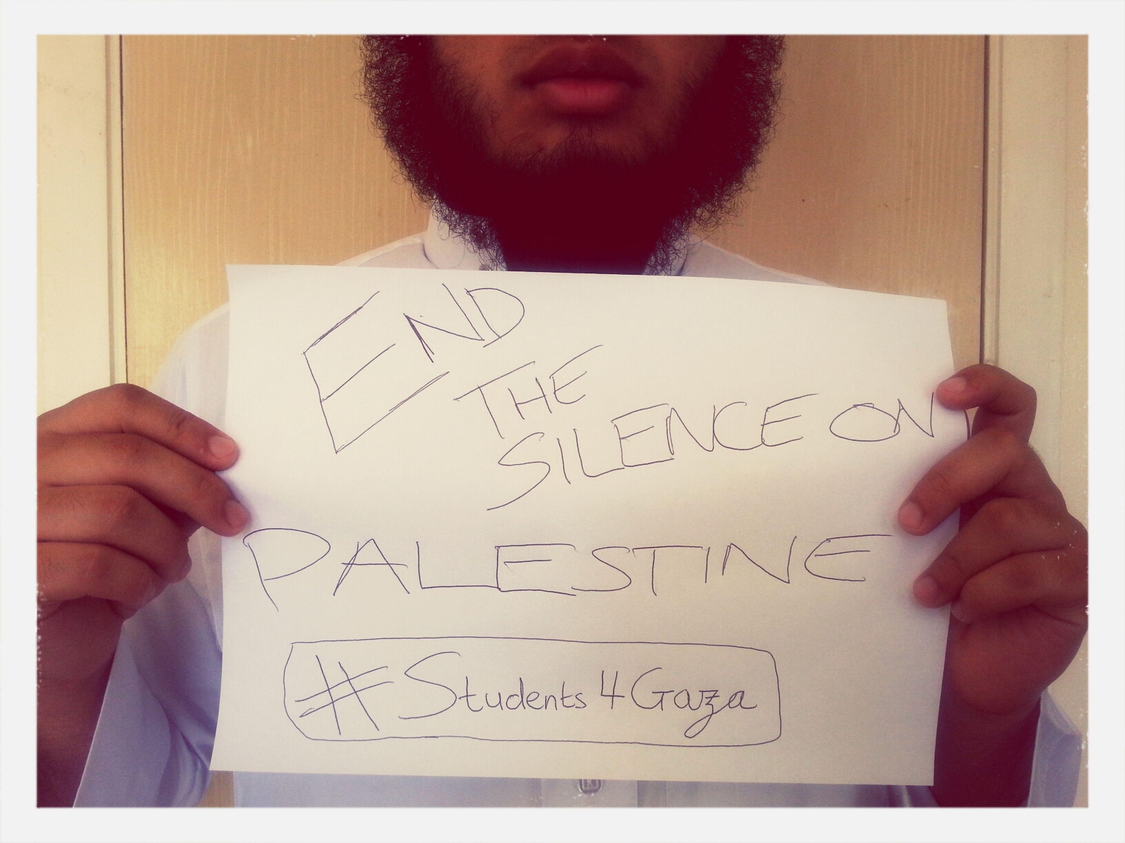 Students4Gaza First Eyeem Photo